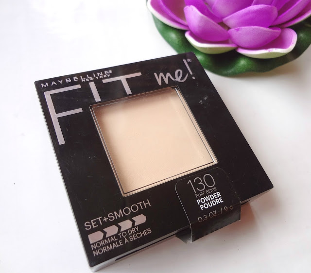 Maybelline FIT me! pressed power in 130, Buff Beige: Review