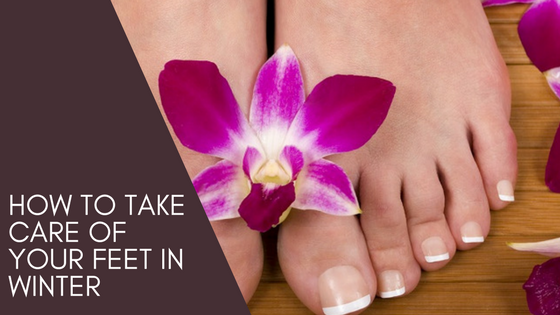 How to take care of your feet in Winter, Himalaya Foot Care Cream